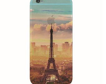 Eiffel Tower iPhone 6s case, iPhone 6s plus case, iPhone 6 case, soft iPhone 6 case,Transparent Clear Phone Case iPhone, Fairy tale world