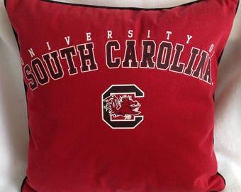 """University of South Carolina 16"""" Pillow"""