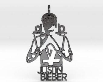 Justin Bieber Pendant