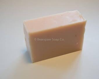 Vanilla Silk Soap