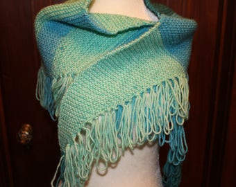 Shawl or Scarf as you like it.