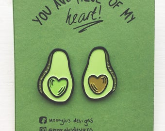 You Avo' Piece Of My Heart - Avocado pin set