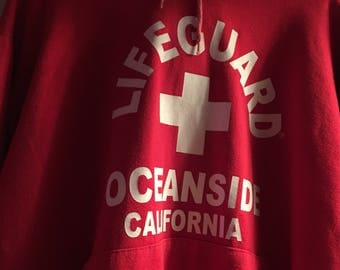 California lifeguard