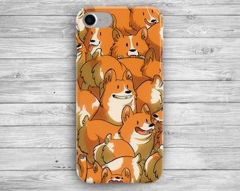 corgi  iphone cute case case corgi iphone girlfriends gift galaxy samsung s7 iphone 7 plus case cute iphone 7 iphone 6s case iphone 7 case