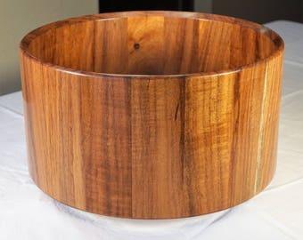 Hardwood Stave Snare Drum Shell