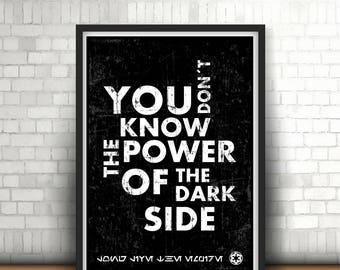 Vader Star Wars Quote