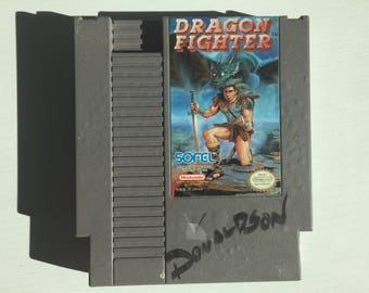 Original NES Game: Dragon Fighter