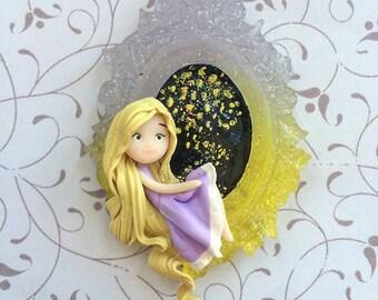 Tangled Rapunzel cameo-cameo