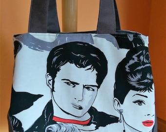 Shoulder bag, shopper bag