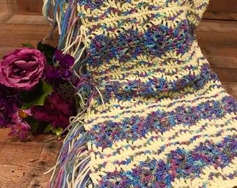 Afghan Blanket - -Newborn Photography Prop Set