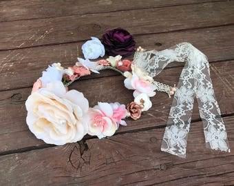 fairytale flower crowns