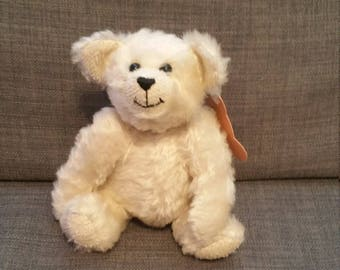 Hand-Made One-Off Collector's Mohair Teddy Bear