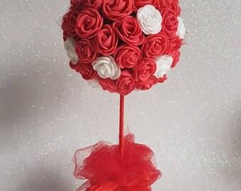 Rose sapling fommy