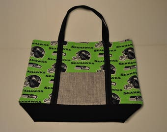 Market Grocery Shopping Tote Bag
