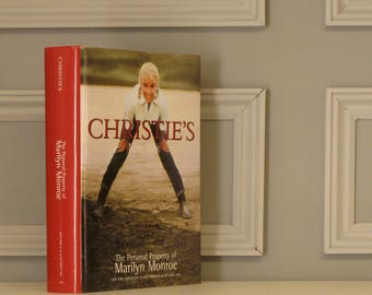 The Personal Property of Marilyn Monroe, Christie's October 1999