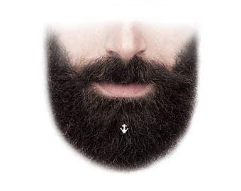 Anchor Beard Jewelry