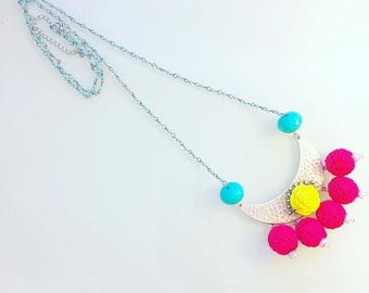Color Pop Extra Long Necklace