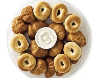Bagel Croissant Platter