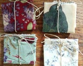 Beeswax wrap - alternative wrappers - eco-friendly alternative - sustainable food packaging - Bee wrap - wax food storage - 4x4
