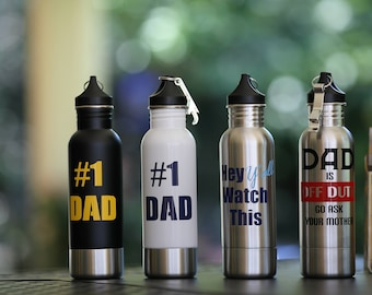 Personalized  Stainless Steel Bottle Insulator With Opener
