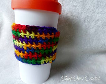 Rainbow of Possibilities Mug Cozy