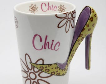 High Heel Mug - Chic (62811)