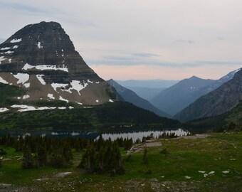 Mountain Photography/Art - INSTANT Download - Glacier National Park