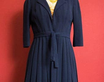 Vintage 60's Handmade Dress/Coat