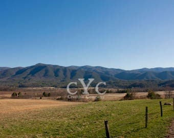 Great Smoky Mountains National Park Cades Cove