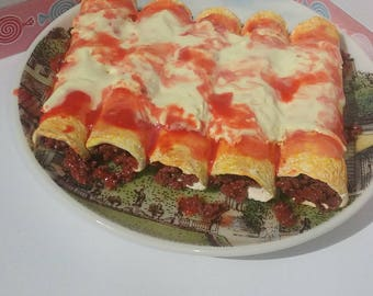 American Girl Doll Enchiladas
