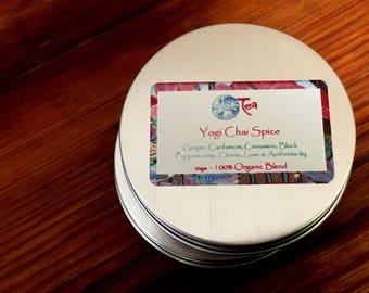 Yogi Chai Spice (original blend) - 50gm (100% Organic)