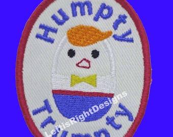 Humpty Trumpty Patch  Resistance
