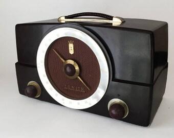 Zenith Radio Model H725