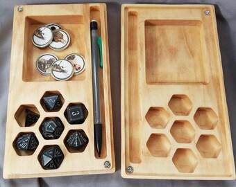 Wood Gaming Case