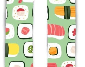 Custom Socks, Sushi Socks