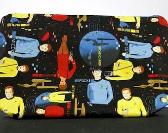 Star Trek Large Zipper Bag