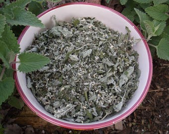 1 OZ Premium Maine Organic Catnip POTENT ONE 1 Free Fur Mouse Toy Included