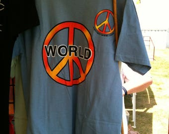 World Peace Seriously T-Shirt