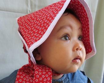 Lazy 8 Baby Bonnet