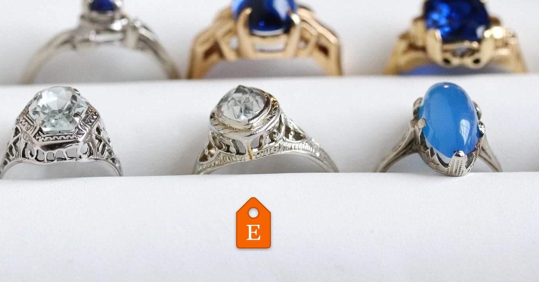 ref shop shares sash tag wedding ring