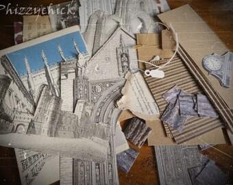 Cityscapes - Paper Ephemera Kit