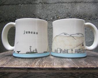 Juneau Mug (new design!)