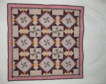 Multi Pinwheel quilt