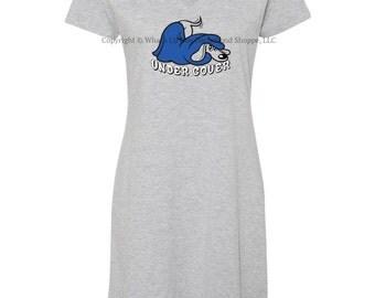 Under Cover Dachshund Sleep Shirt