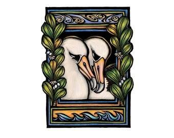 Reuniting (Albatrosses in Love)