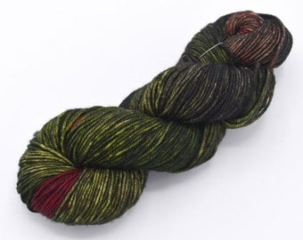 SALE Ricky DK Weight Hand Dyed Yarn - In Stock