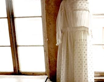 Victorian Girl's Dress 7/8