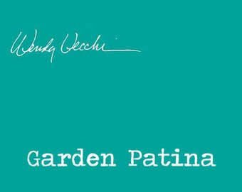 Garden Patina ink pad for your rubber stamp waterproof & permanent Wendy Vecchi Designer Series