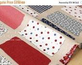 Japanese Fabric Yuwa - Masking Tape - red - fat quarter