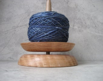 Knit Spinner   (Oak)